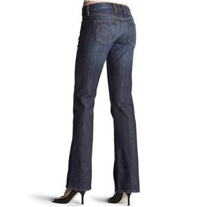 Lucky Brand Henna sweet and low dark wash jeans